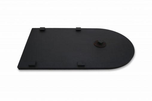 12 inch lp lijst all black