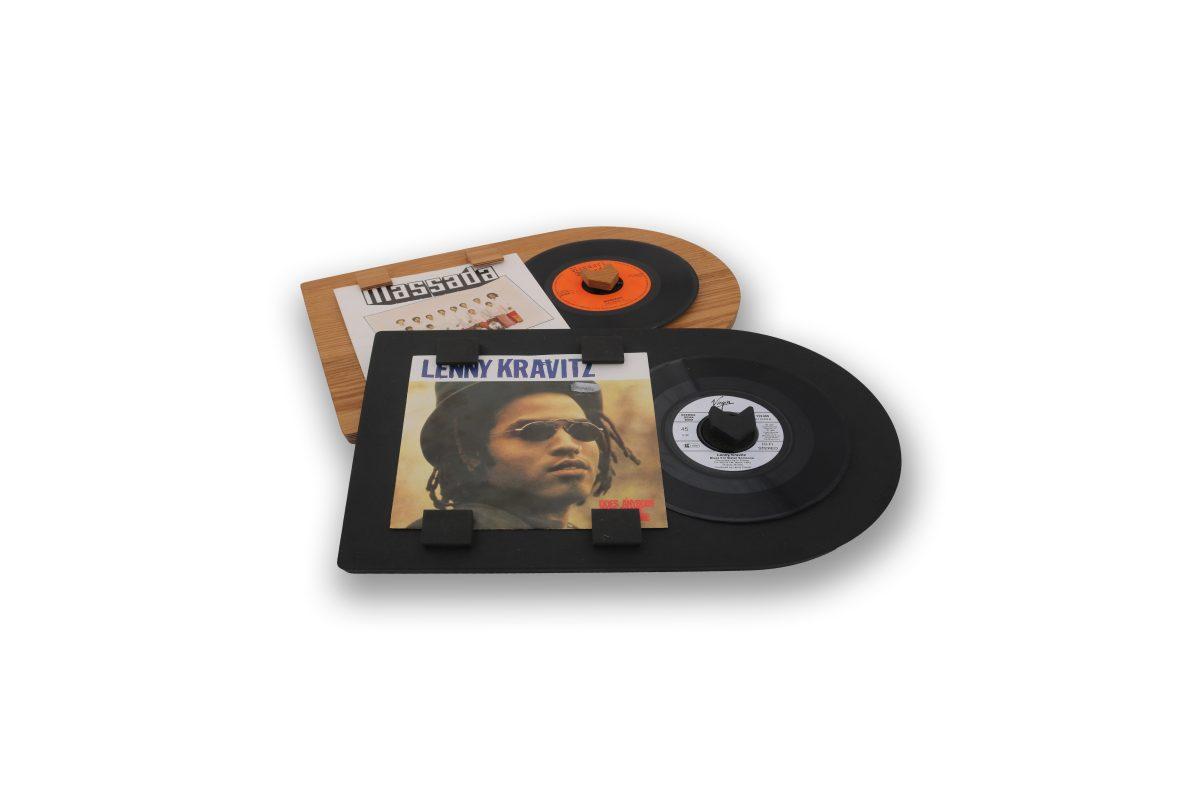 De List 7 inch vinyl lijst