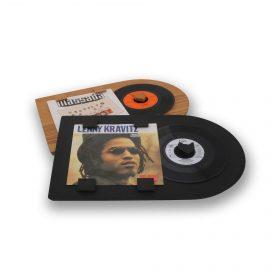Nieuw! 7 inch LP lijsten voor singles